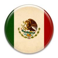 Grunge badge: Mexico