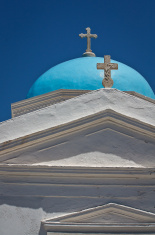 Greek Orthodox Church Santorini