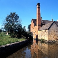 Watermill, Lower Slaughter.