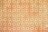 Lisbon orange tiles