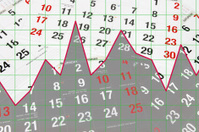 Calendar Pages and Graph