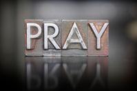 Pray Letterpress