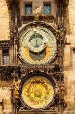 Astronomical clock (Prague/ Czech Republic)