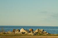 Baltic Sea in summer.