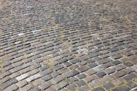 The block pavement