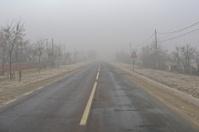 Street fog