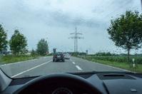 Rainy-day driving