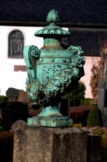 Graveyard detail