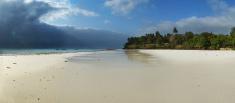 Diani Beach, Indian Ocean. Panorama XXL