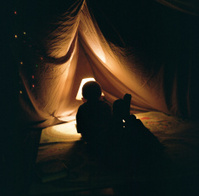 Tent Reader