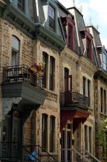 Le Plateau-Mont-Royal. Montréal