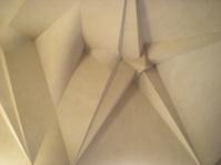 Star Concrete Pattern