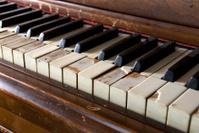 Chipped piano keys 2