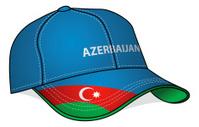 Baseball Cap - Azerbaijan