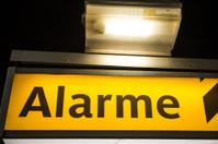 Alarme sign