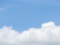 nice sky and white cloud