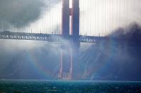 San Francisco Bay Bridge at Dawn