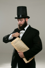 Abraham Lincoln Look Alike