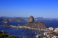 rio de janeiro and the sugarloaf brasil