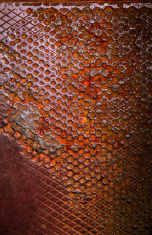 Rust Metal Textured Surface