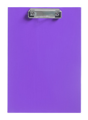 purple clipboard
