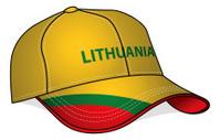 Baseball Cap - Lithuania