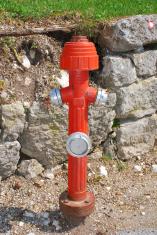 Fire Hydrant, Slovenia