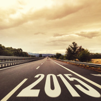 The way to new year 2015