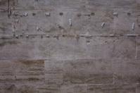 Rough and irregular stone/brick wall texture