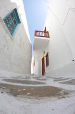 Backstreets of Greece