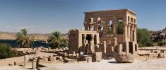 Trajan's Kiosk panorama