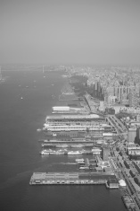 New York piers