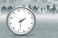 clock at ciy