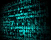 Matrix Code Copyspace Shows Digital Numbers Programming Backgrou