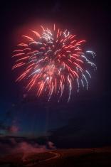 Lands End fireworks