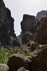 Masca Canyon, Tenerife
