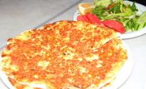 lahmacun and salat