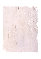 Blank Rotten Poster Paper