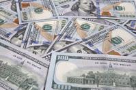 Unites States money background