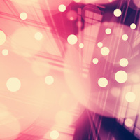 Futuristic Abstract Background,Retro Look