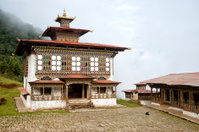 Nakthang – Monastery, Bhutan