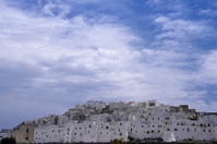 view of the typical village of Ostuni