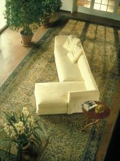 divano con salone