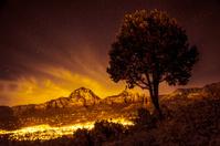 Sedona Arizona Nightscape