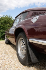 Classic 70s British Sports Car
