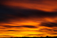 Spektakuläre Wolkenformationen