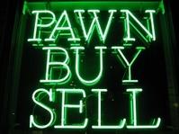 Pawn Shop at Night