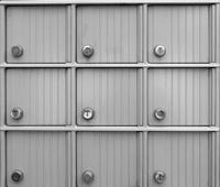 Nine Mailboxes
