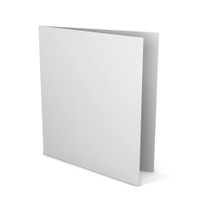 Blank tri fold brochure design stock vector freeimages blank paper blank greeting card m4hsunfo