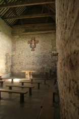 Bradwell Church Interior